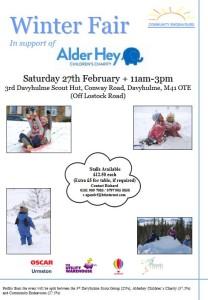 Community Endeavours Winter Fair